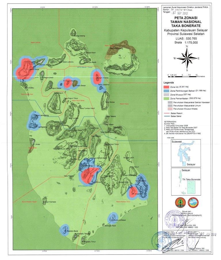 Zonasi Taman Nasional 28